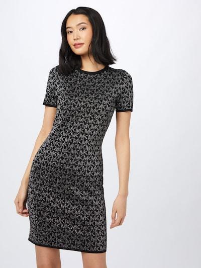 MICHAEL Michael Kors Pouzdrové šaty - šedá / černá, Model/ka