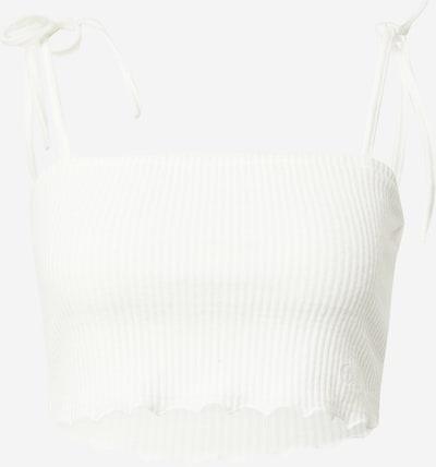 Buffalo Apparel Haut 'DUALI' en blanc, Vue avec produit