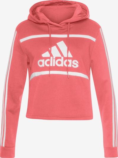 ADIDAS PERFORMANCE Sweatshirt in pink / weiß, Produktansicht
