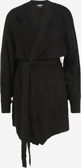 Missguided Tall Knit Cardigan in Black, Item view