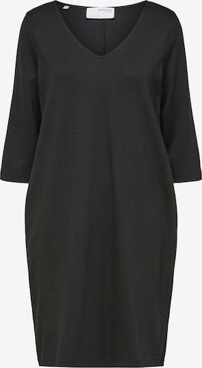 SELECTED FEMME Kleid 'CARO-TUNNI' in schwarz, Produktansicht