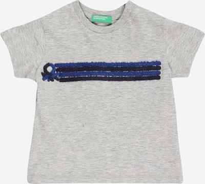 UNITED COLORS OF BENETTON T-Shirt en gris / mélange de couleurs, Vue avec produit