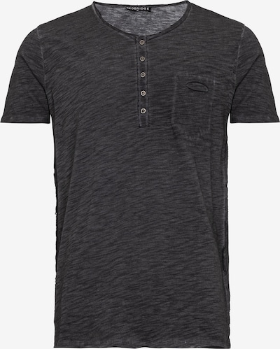 Redbridge T-Shirt San Francisco Oiled Washed Style in grau, Produktansicht
