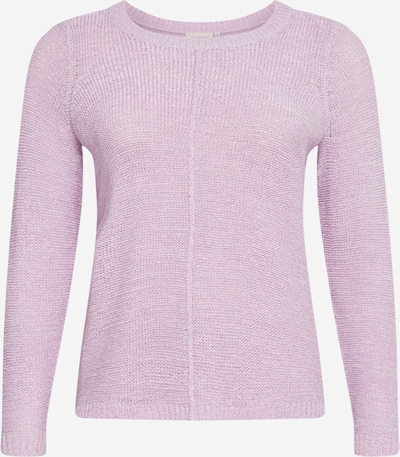 ONLY Carmakoma Pullover in lila, Produktansicht