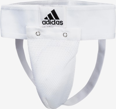ADIDAS PERFORMANCE Guard in Black / White, Item view