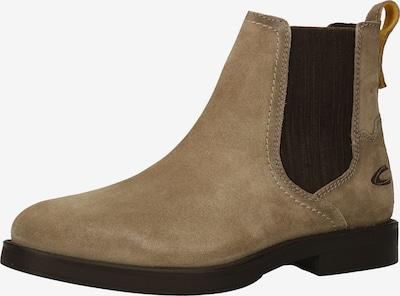 CAMEL ACTIVE Stiefelette in beige / dunkelbraun, Produktansicht