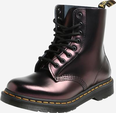 Suvarstomieji kulkšnis dengiantys batai '1460 Pascal' iš Dr. Martens , spalva - raudona / juoda, Prekių apžvalga