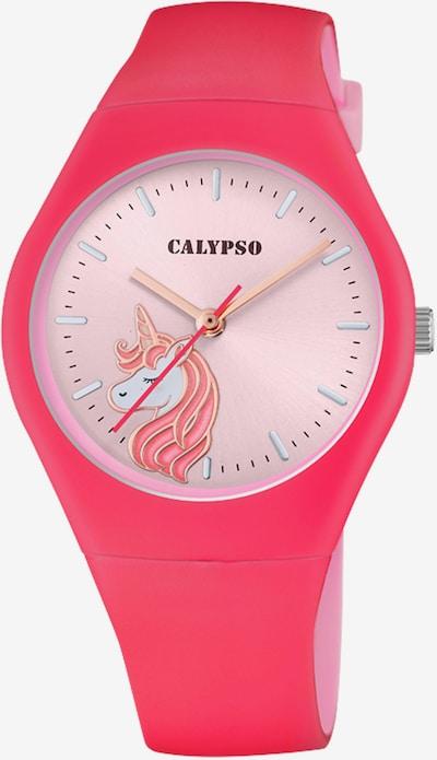 CALYPSO WATCHES Uhr in hellpink / dunkelpink / weiß, Produktansicht
