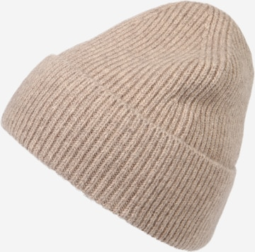 pilka Samsoe Samsoe Megzta kepurė 'AMARIS'