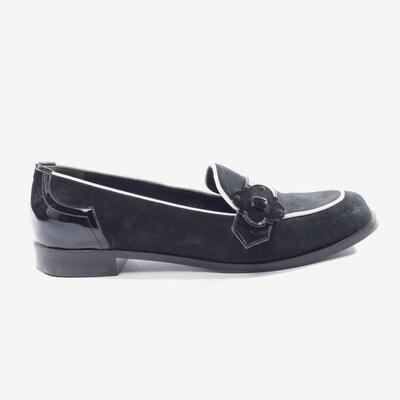 Emporio Armani Halbschuhe in 40 in schwarz, Produktansicht