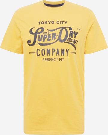 Superdry Särk, värv kollane