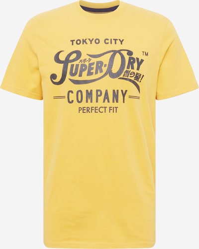 Superdry Shirt in Yellow / Black, Item view