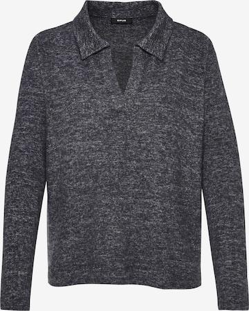 OPUS Shirt 'Sibrina' in Grey