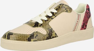 Sneaker low 'Laurite' SCOTCH & SODA pe bej / kaki / roz, Vizualizare produs