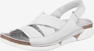 ANDREA CONTI Sandale in weiß, Produktansicht