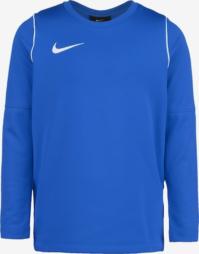 NIKE Functioneel shirt 'Park 20' in de kleur Royal blue/koningsblauw / Offwhite, Productweergave