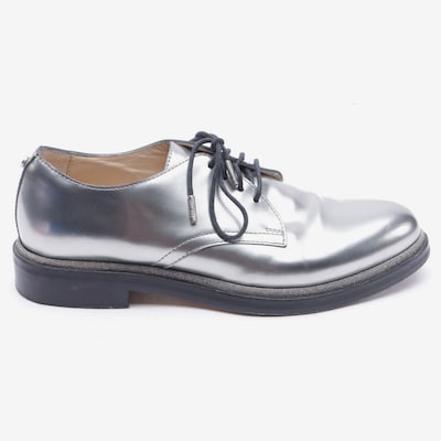 JIMMY CHOO Flats & Loafers in 37,5 in Silver, Item view