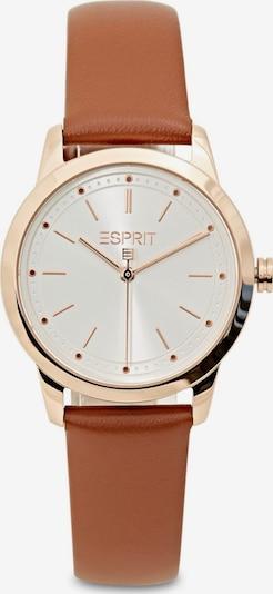 ESPRIT Analoog horloge in de kleur Bruin, Productweergave