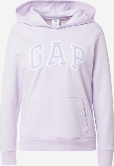 Bluză de molton 'NOVELTY' GAP pe mov lavandă / alb, Vizualizare produs