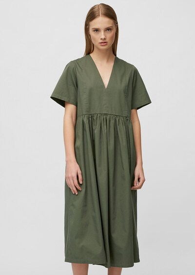 Marc O'Polo DENIM Kleid in grün, Modelansicht
