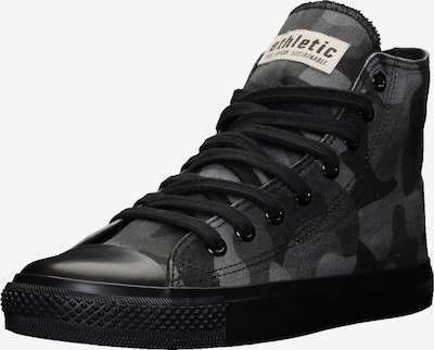 Ethletic Sneaker 'Fair Trainer Black Cap High Cut' in schwarz, Produktansicht