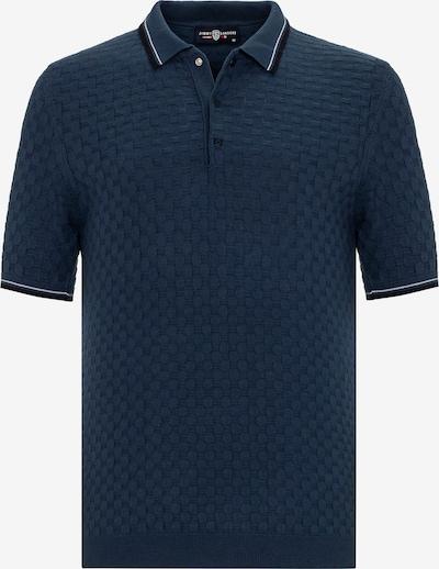 Jimmy Sanders Shirt in indigo, Produktansicht