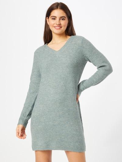 PIECES Kleid 'ELLEN' in graumeliert, Modelansicht