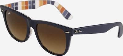 Ray-Ban Okulary przeciwsłoneczne 'Wayfarer' w kolorze granatowy / mieszane kolory / pomarańczowym, Podgląd produktu