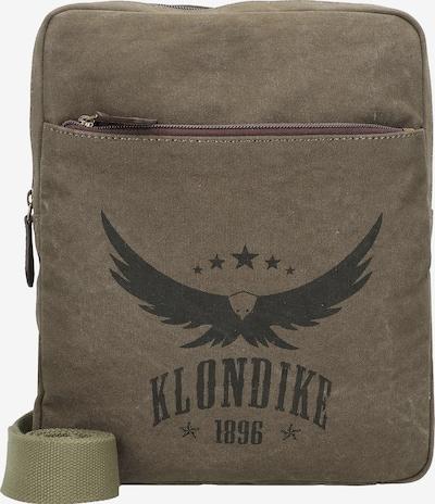 KLONDIKE 1896 Tasche 'Austin' in oliv, Produktansicht