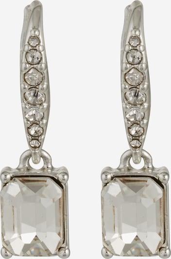 Lauren Ralph Lauren Kolczyki w kolorze srebrny / przezroczystym, Podgląd produktu