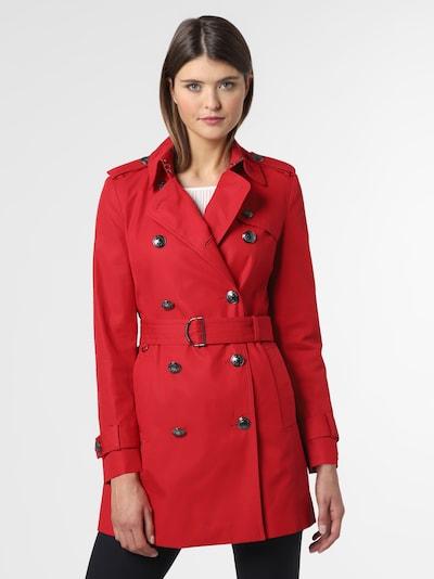 TOMMY HILFIGER Mantel in rot, Modelansicht