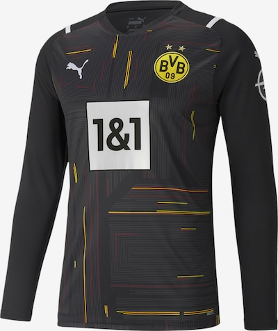 PUMA Trikot 'BVB Replica' in gelb / schwarz / silber, Produktansicht