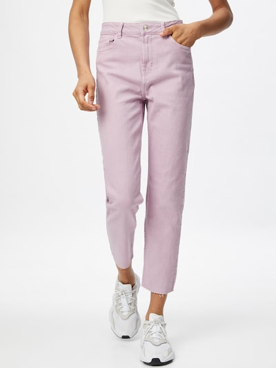 Jeans ONLY pe mov deschis, Vizualizare model