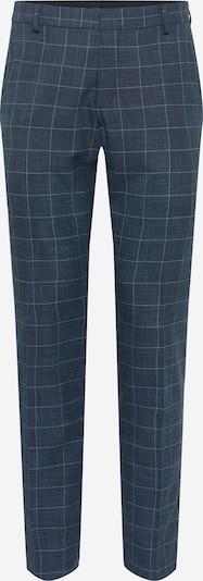 SELECTED HOMME Karierte Slim Fit Anzughose in blau, Produktansicht