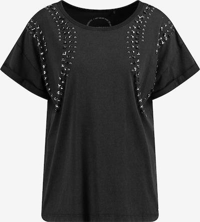 TAIFUN T-Shirt in schwarz, Produktansicht