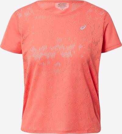 ASICS Performance Shirt in Light grey / Dusky pink, Item view
