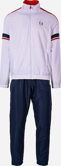 Sergio Tacchini Trainingsanzug 'Cryo Tracksuit' in blau / mischfarben / weiß, Produktansicht