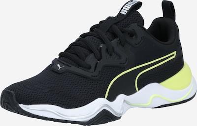 PUMA Sportschuh ' 'Zone XT' in gelb / schwarz / weiß, Produktansicht