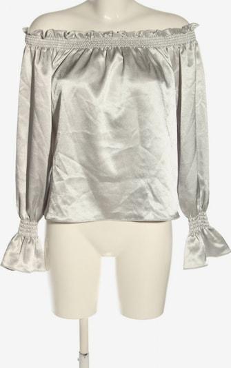 Bik Bok Schlupf-Bluse in S in silber, Produktansicht