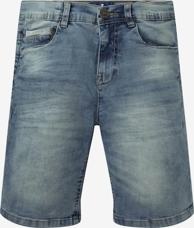 TOM TAILOR Jeanshosen   'Jim Bermuda Shorts' in blau, Produktansicht