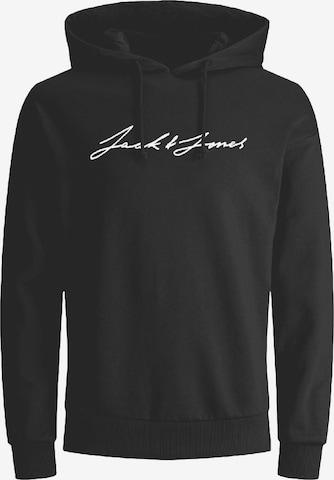JACK & JONES Joggedress 'JORFREDDIE' i svart