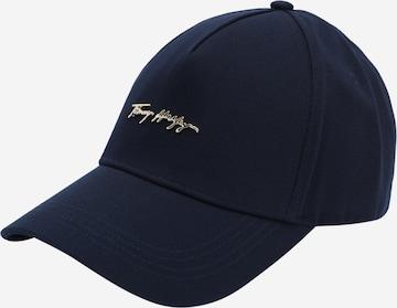 TOMMY HILFIGER Nokamüts, värv sinine