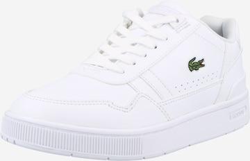 LACOSTE Sneaker in Weiß