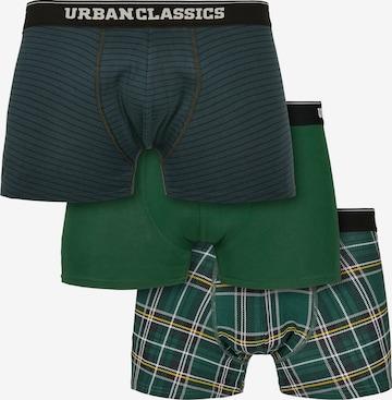 Boxers Urban Classics en vert