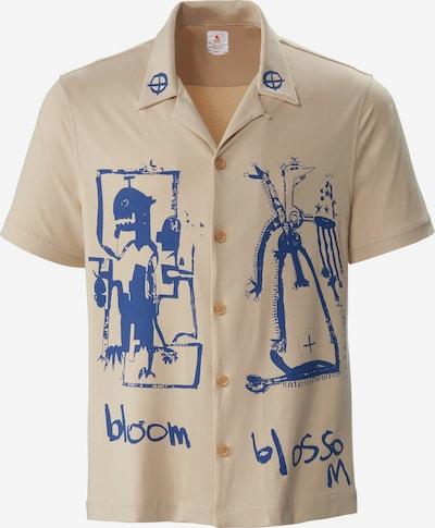 PHYNE Overhemd in de kleur Beige, Productweergave