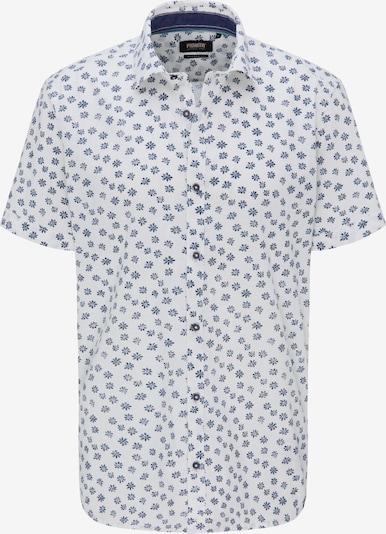 PIONEER Hemd in dunkelblau, Produktansicht