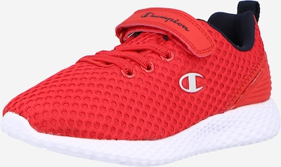 Sneaker 'SPRINT' Champion Authentic Athletic Apparel pe roșu / alb, Vizualizare produs
