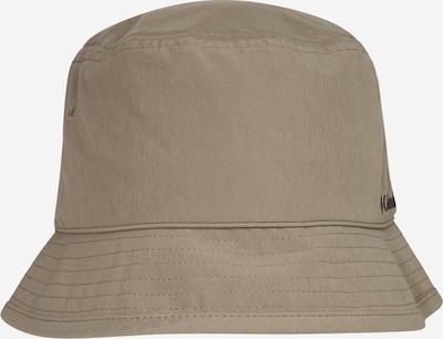 COLUMBIA Hut in taupe, Produktansicht