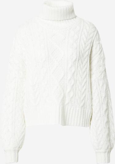 Gina Tricot Jersey 'Kelly' en blanco, Vista del producto