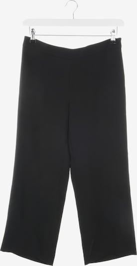 Piu & Piu Freizeithose in M in schwarz, Produktansicht